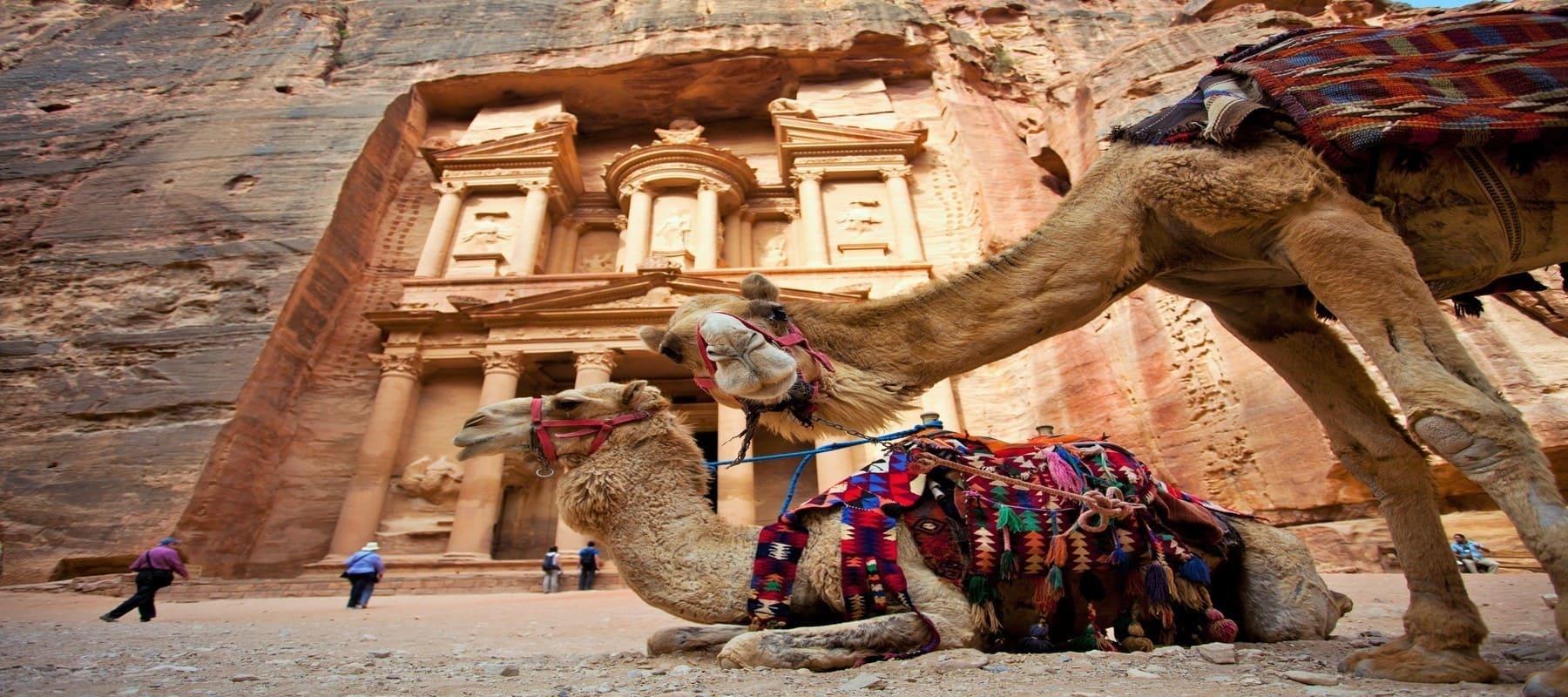 Best Jordan Tours -Lawrence Of Arabia Trail