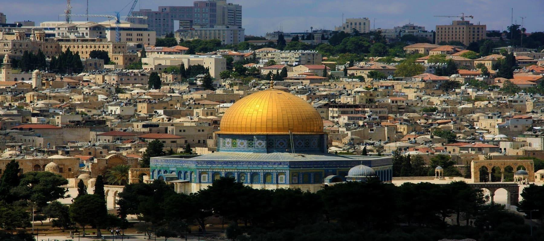 Journey to Egypt, Jordan and Jerusalem