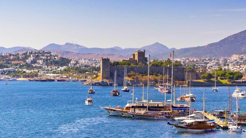 Turkey Tours best travel to Turkey sights Bodrum Turkey