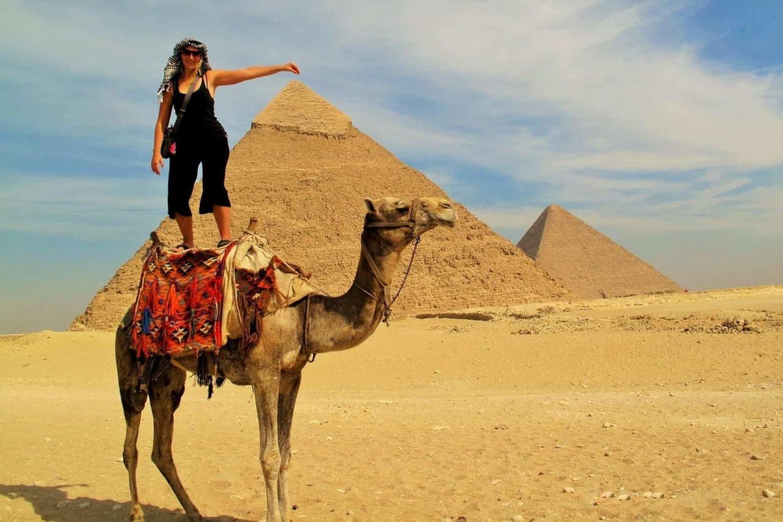 Pyramids day tour