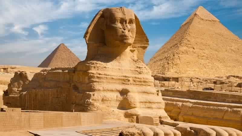 best pyramids and sphinx trips and photos