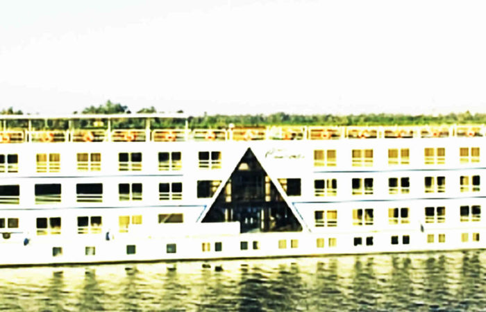 Concerto Nile River Cruise – Budget Cruise